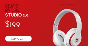 Sales Banner - Beats Headphones