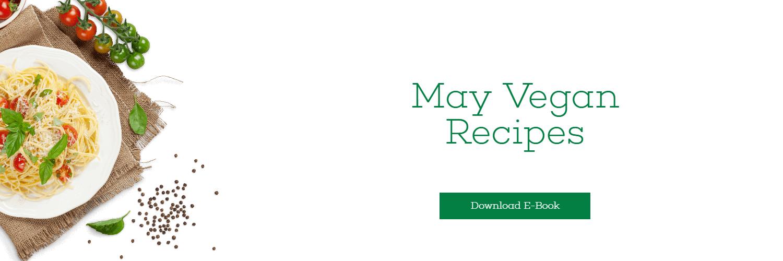 Vegan Recipes - Download E-Book Design  Template