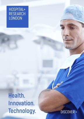 Customizable Hospital Banner Ad