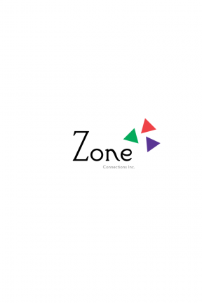 Colorful Triangles Logo You Can Easily Use and Customize