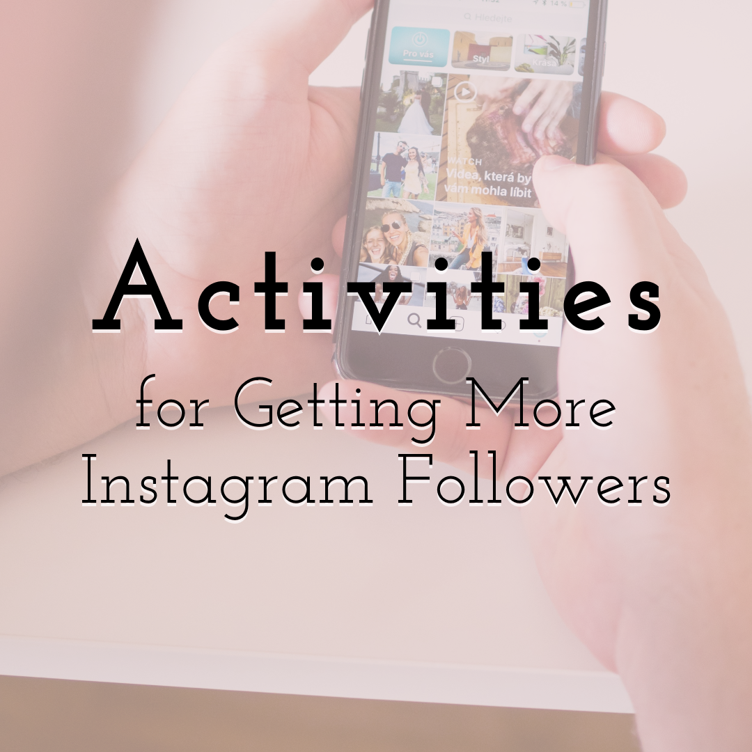 Getting More Instagram Followers for Free