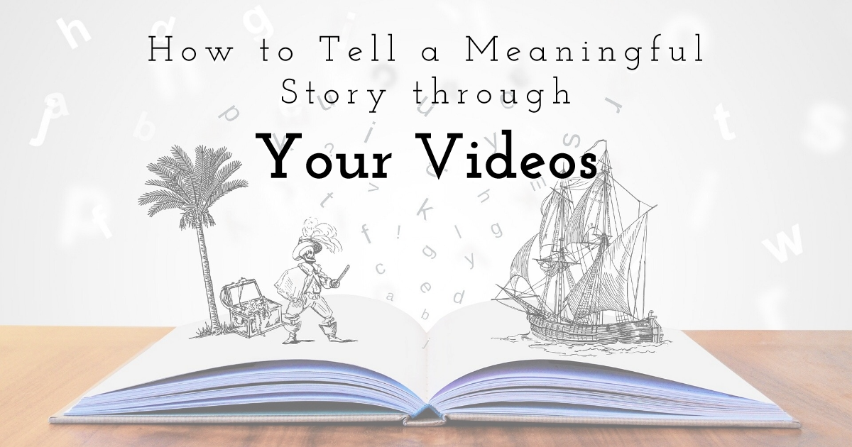 How to Tell a Meaningful Story Design  Template