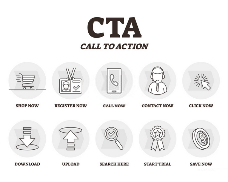 CTA - Call to Action Explainer