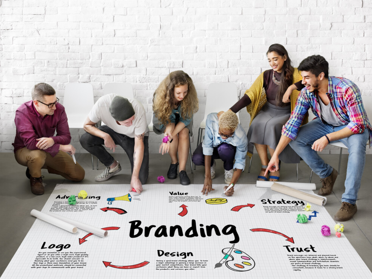Branding - Strategy, Value, Trust, Design, Logo, Identify