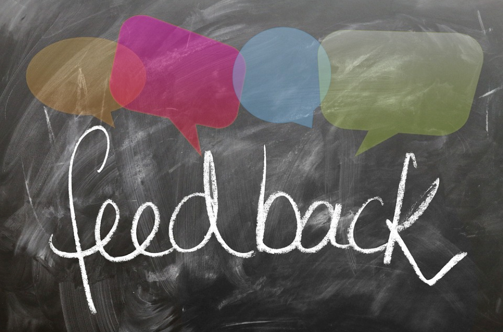 Get feedback about your website