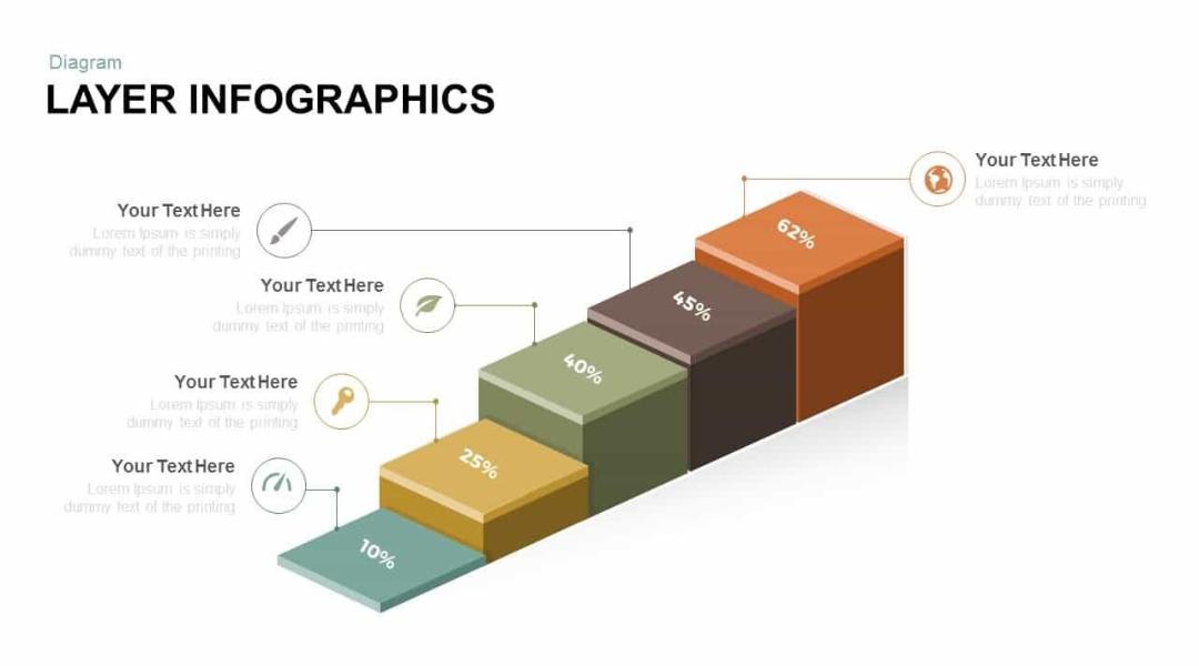 Layer Infographics Free Google Slides Themes