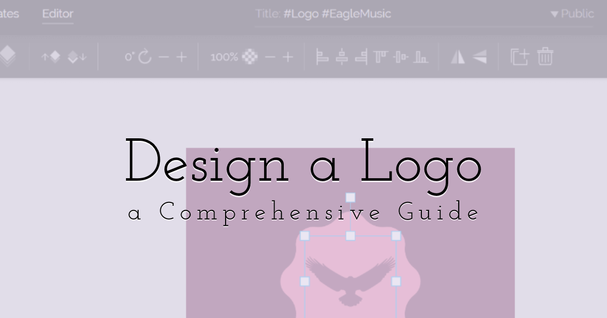 A comprehensive guide on how to design a logo