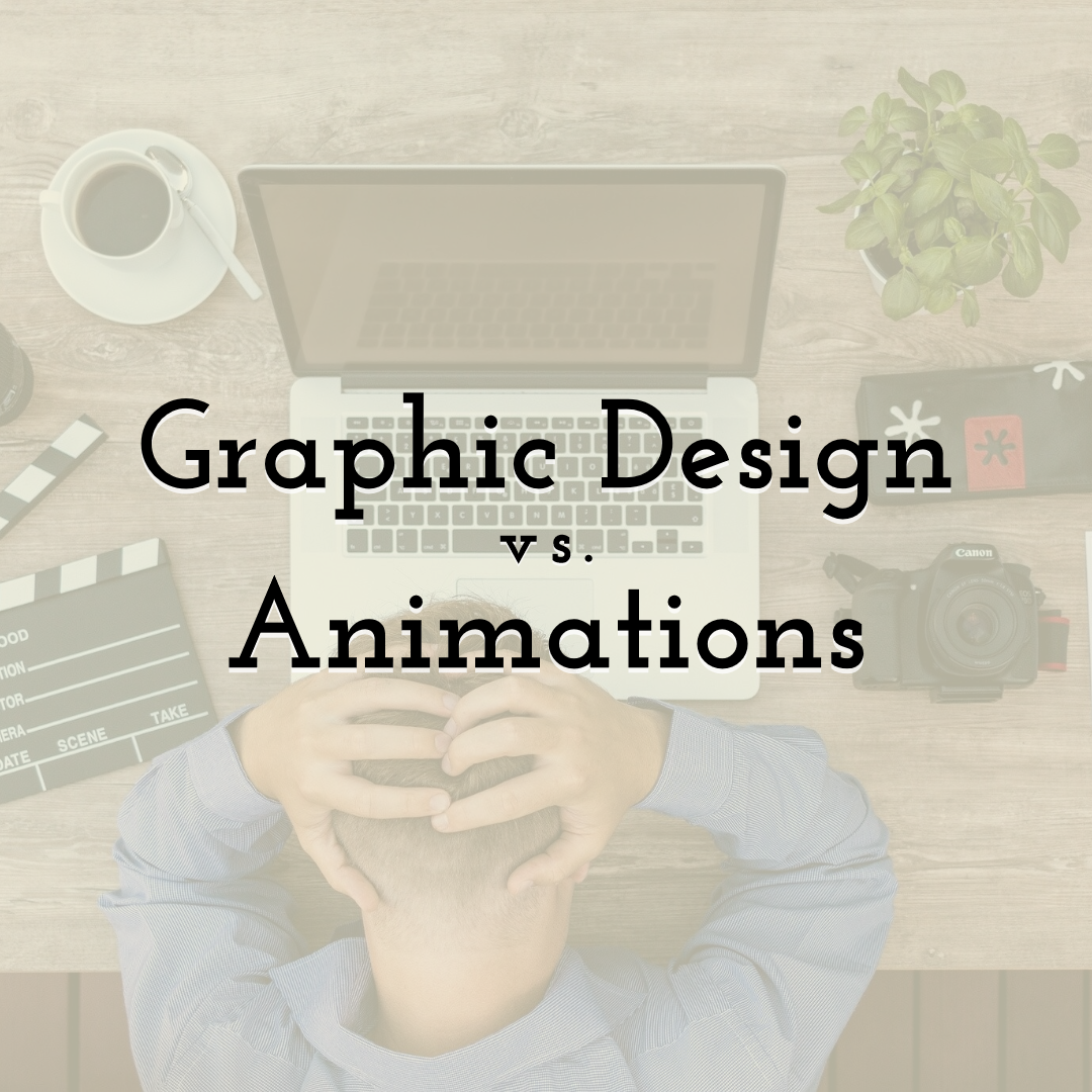 Graphic Design vs Animations for Effective SEO Strategy