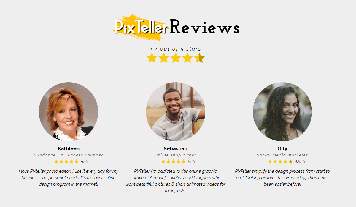 PixTeller Reviews