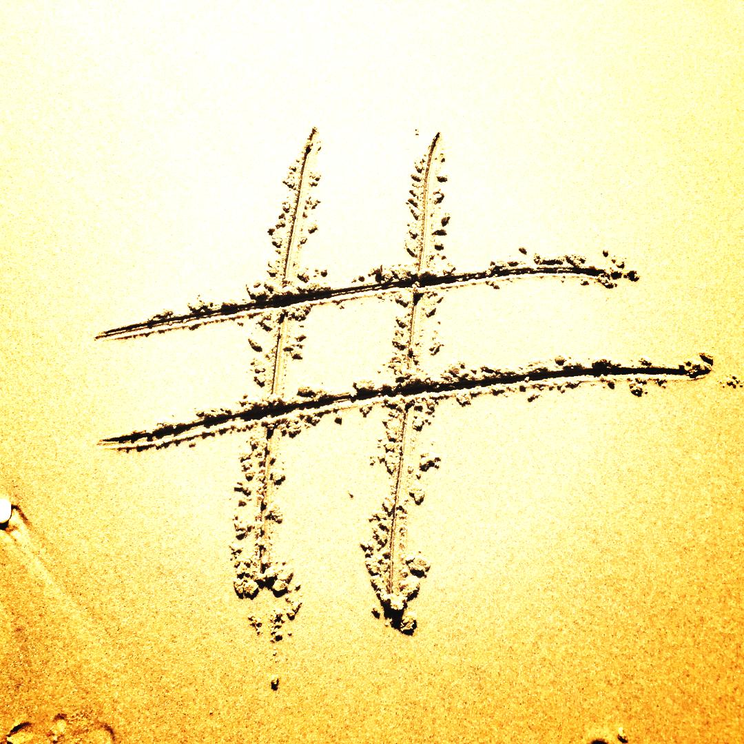 Use popular Hashtags