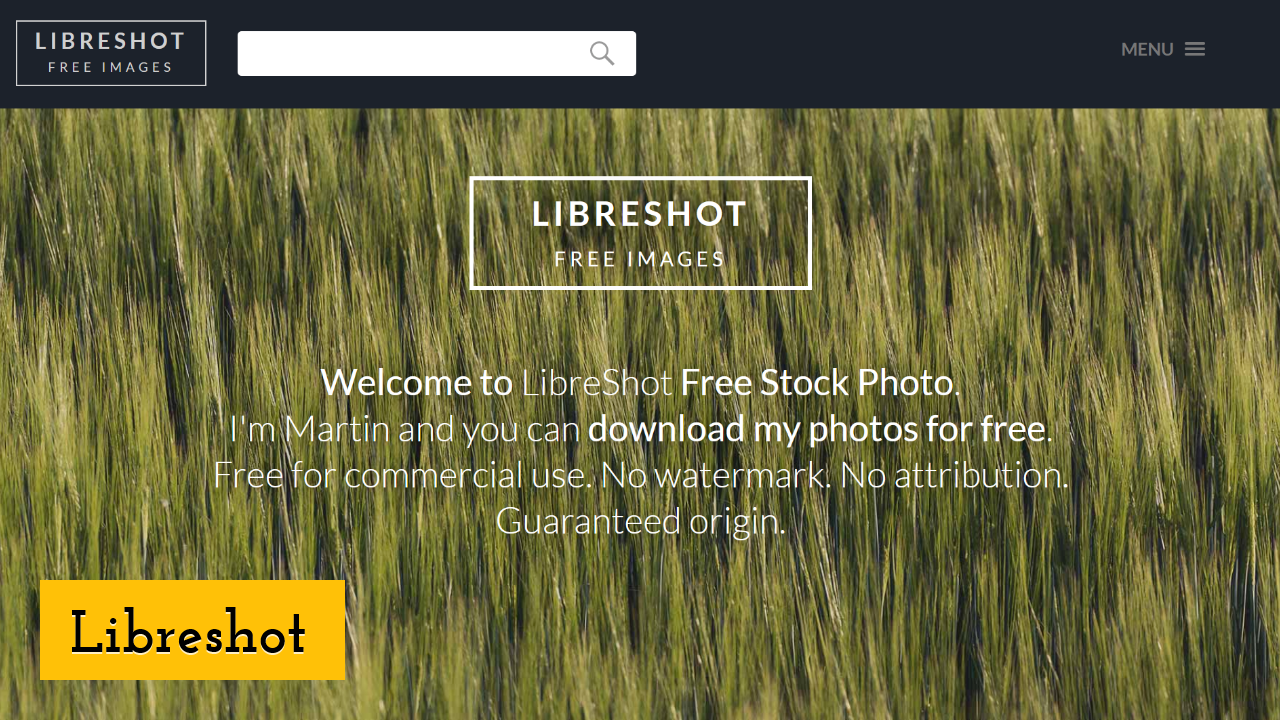 Libreshot ScreenShot