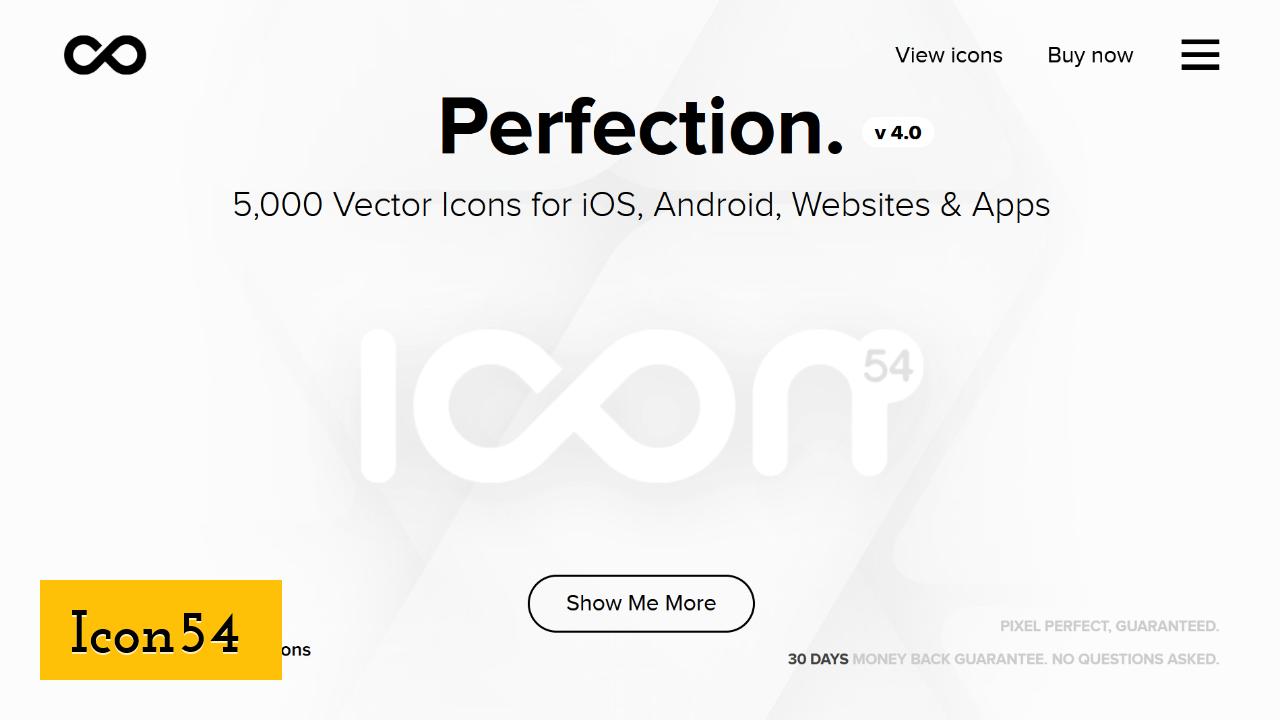 Icon54 screenshot