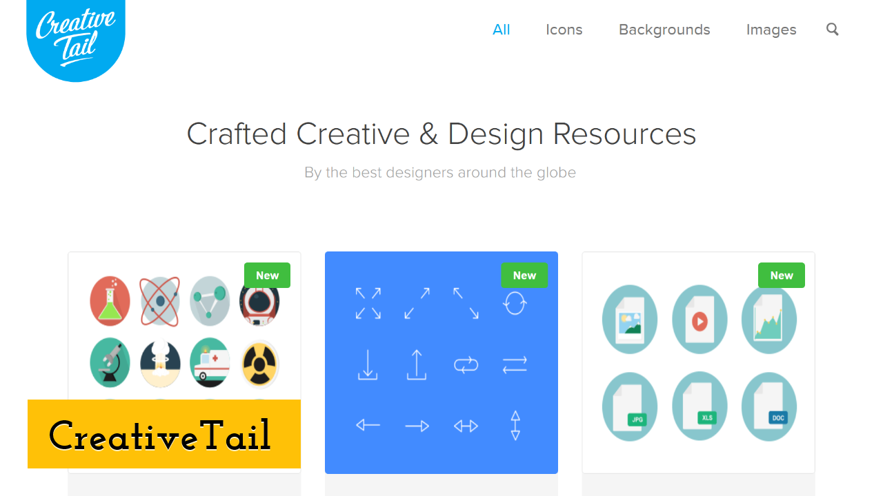 CreativeTail screenshot