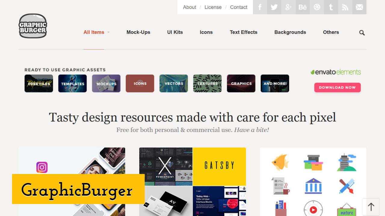 GraphicBurger screenshot