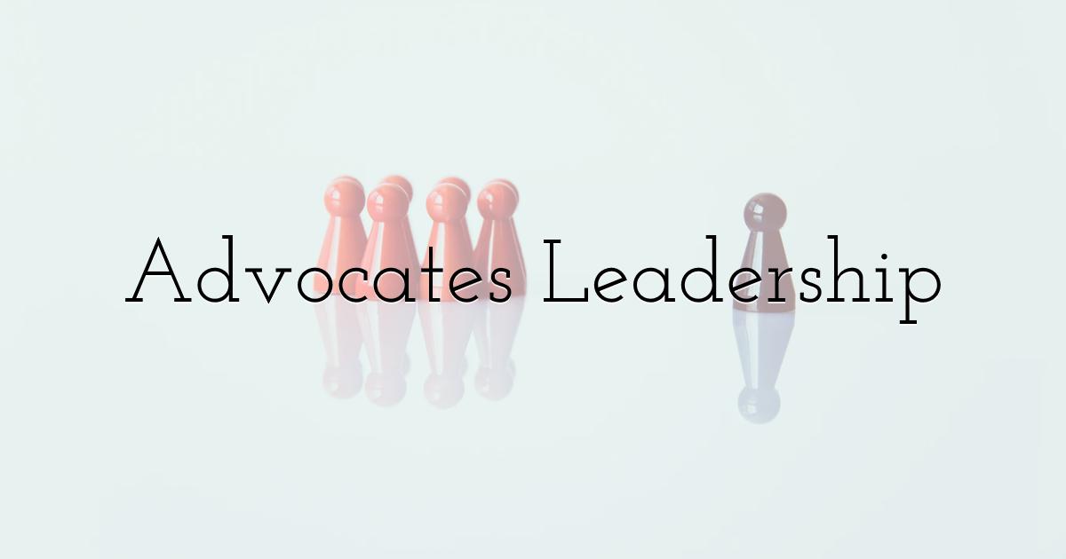 Advocates Leadership