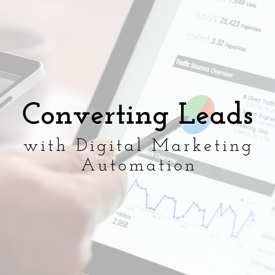 How Digital Marketing Automation can Get You Converting Leads
