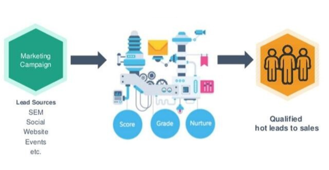 How Digital Marketing Automation Exactly helps with Lead Capturing?