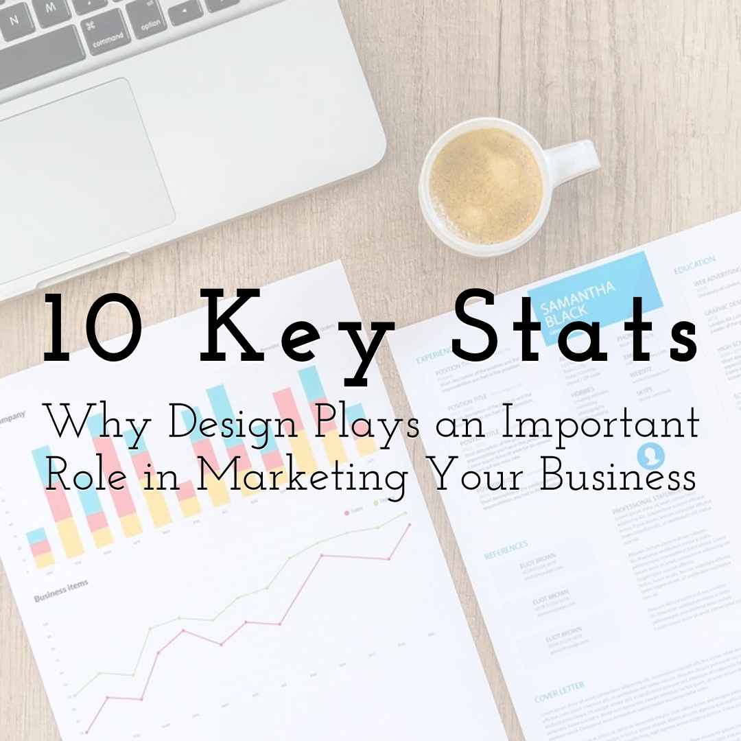 10 Key Stats Why Design Plays an Important Role in Marketing Your Business