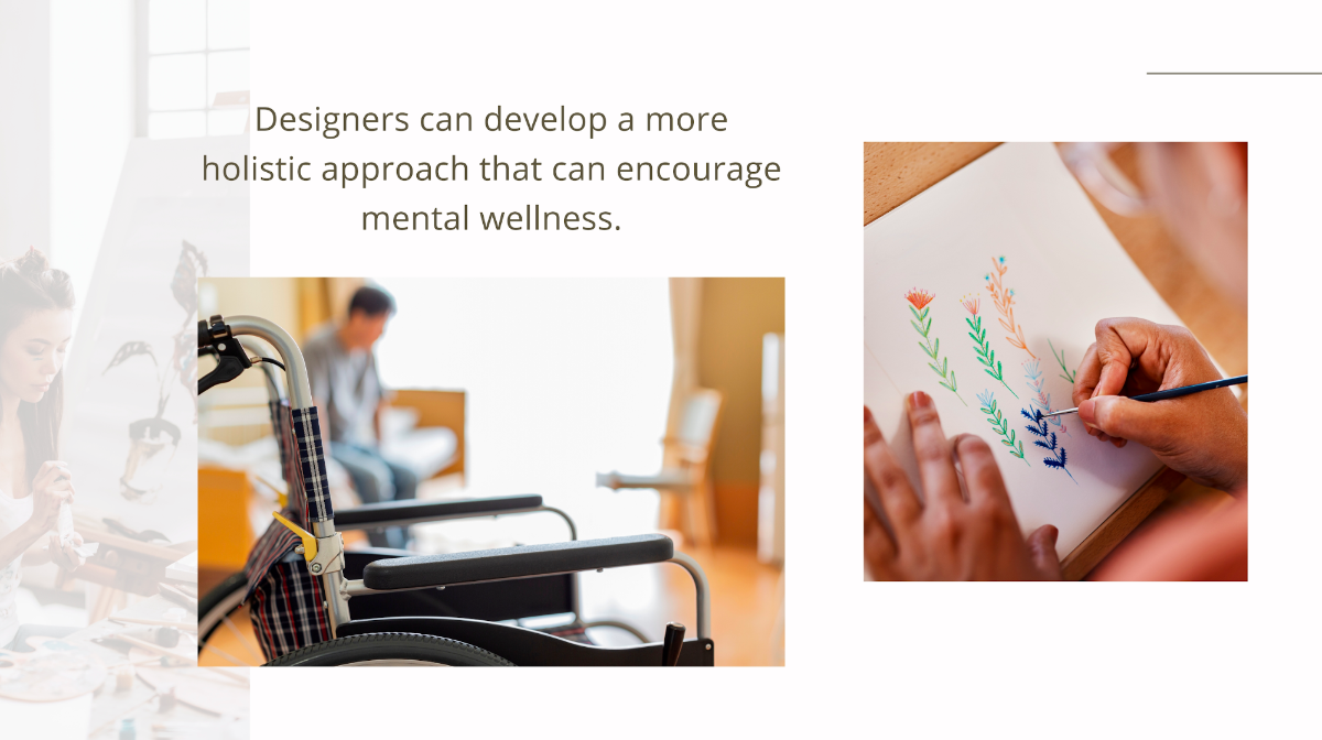 Design Concepts Can Boost Mental Health