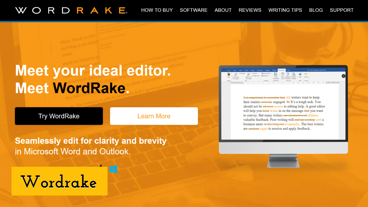 Wordrake Screenshot