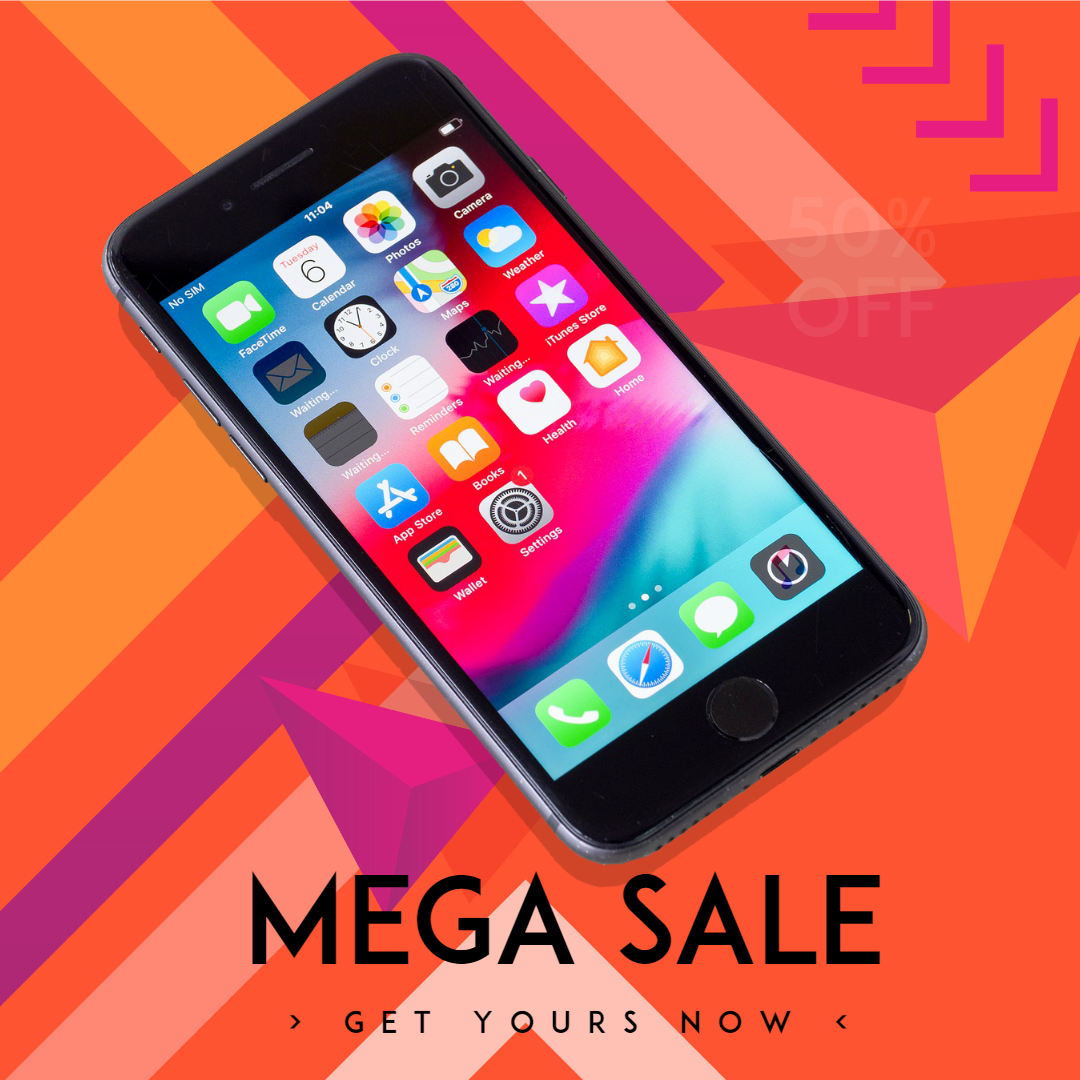 iPhone Sale Banner Animation  Template