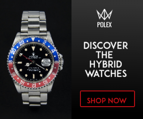Hybrid Watches Letterboard Ad