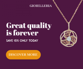 Jewelry Necklace Sales Banner