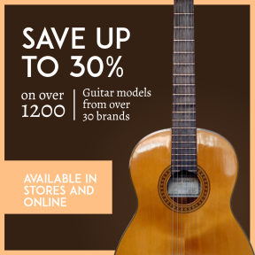 Musical Instruments Sale