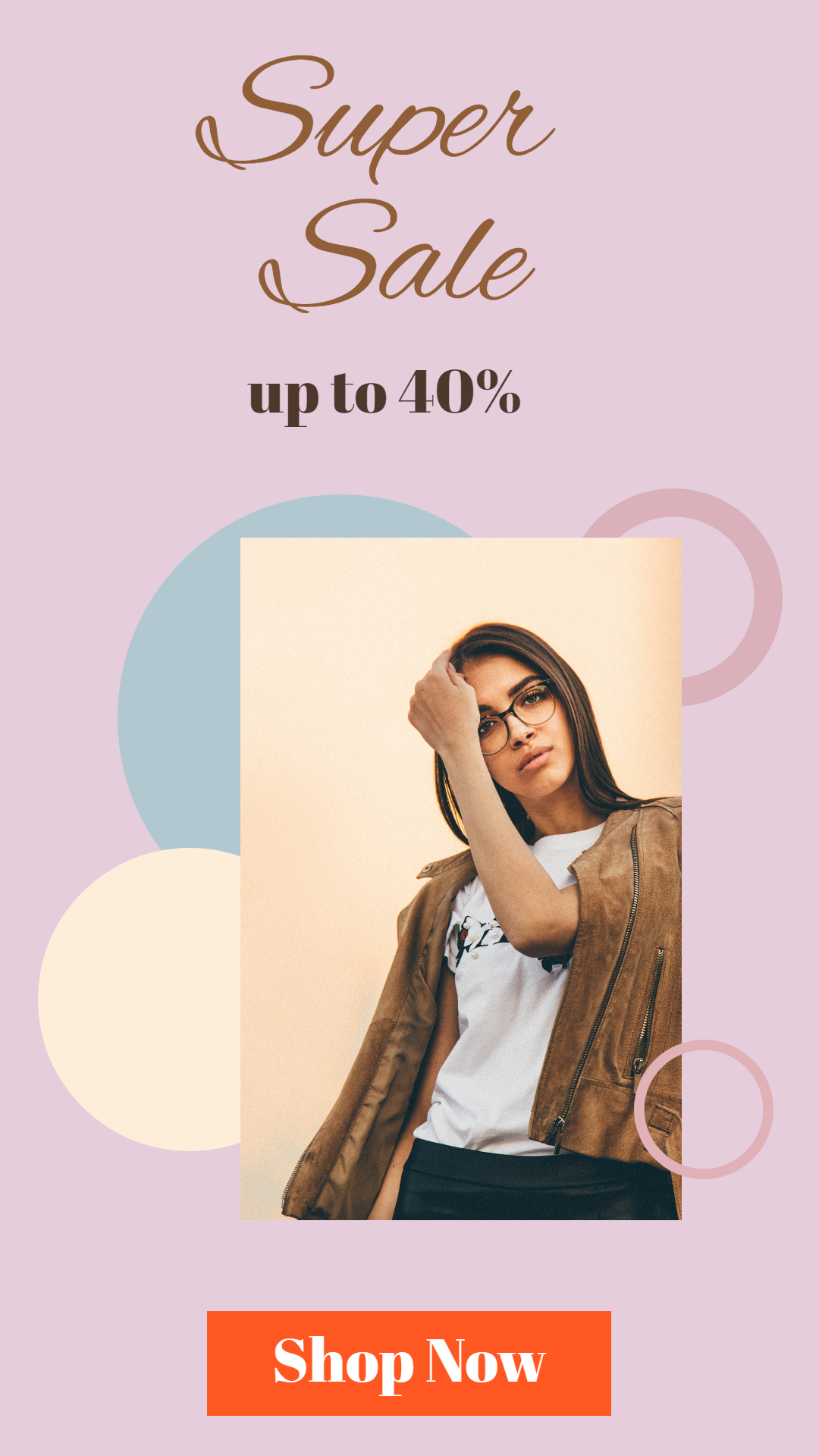 Fashion Sales Banner Animation  Template