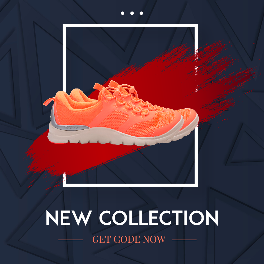 Gym Shoes Sale Banner Design  Template