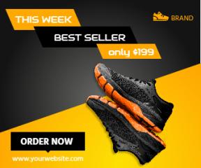 Sport Shoes Sale Banner