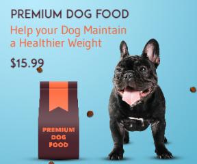 Dog Food Premium Pet Food