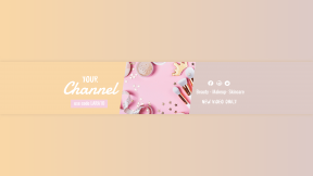 Youtube Makeup Beauty Skincare Channel  Banner