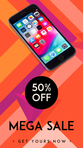 iPhone Sale Banner
