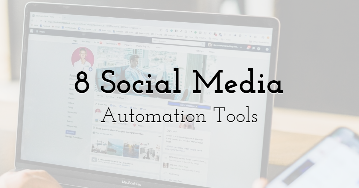 Social Media Automation Tools That Will Boost Your Traffic