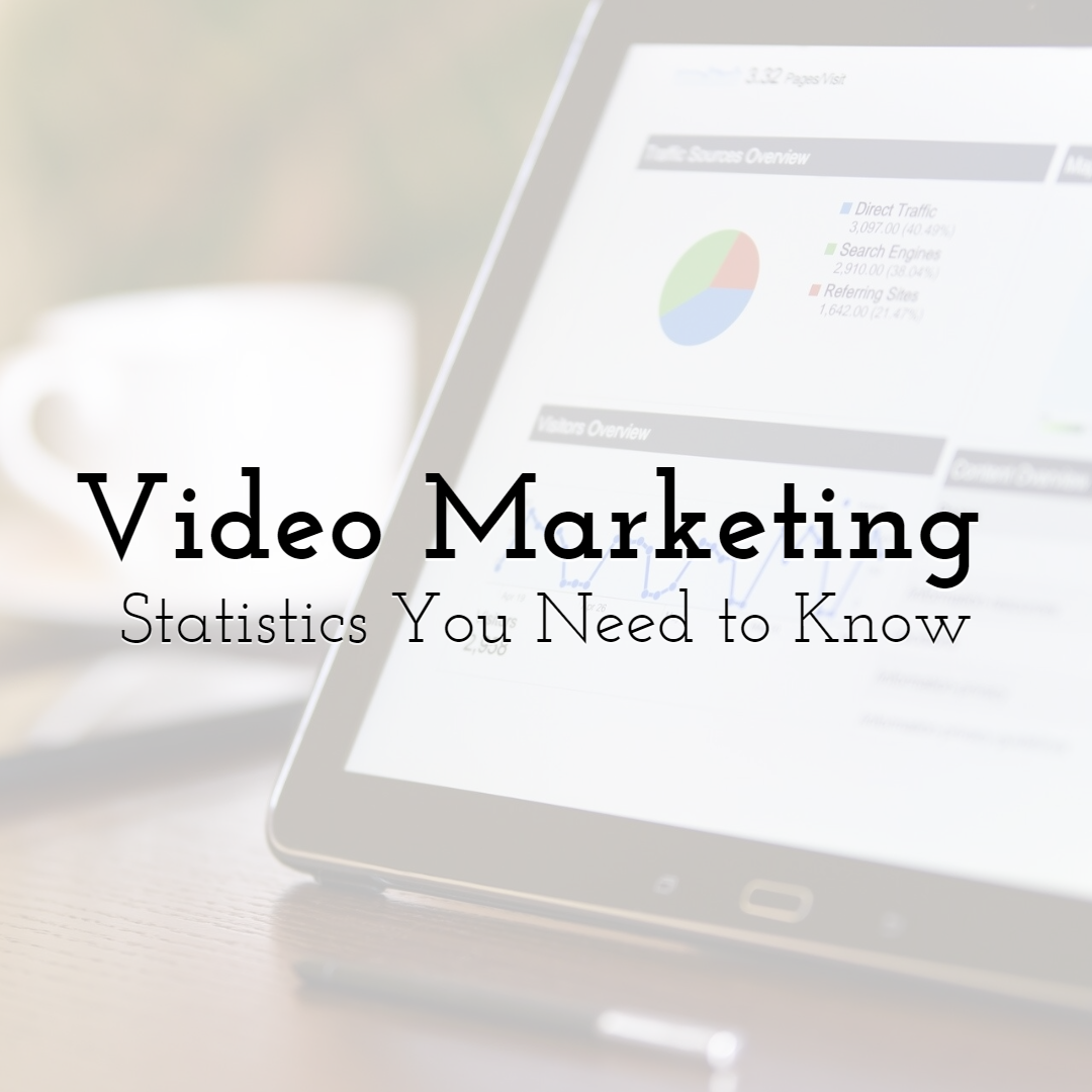 Video Marketing Statistics You Need to Know for 2021