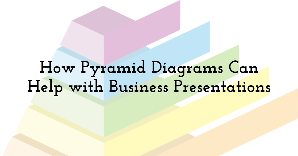 How Pyramid Diagrams Can Help With Business Presentations