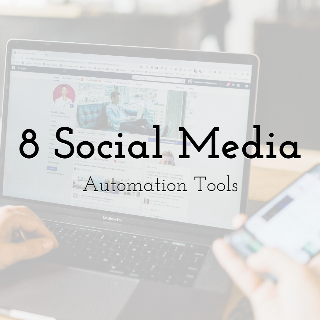 8 Social Media Automation Tools That Will Boost Your Traffic