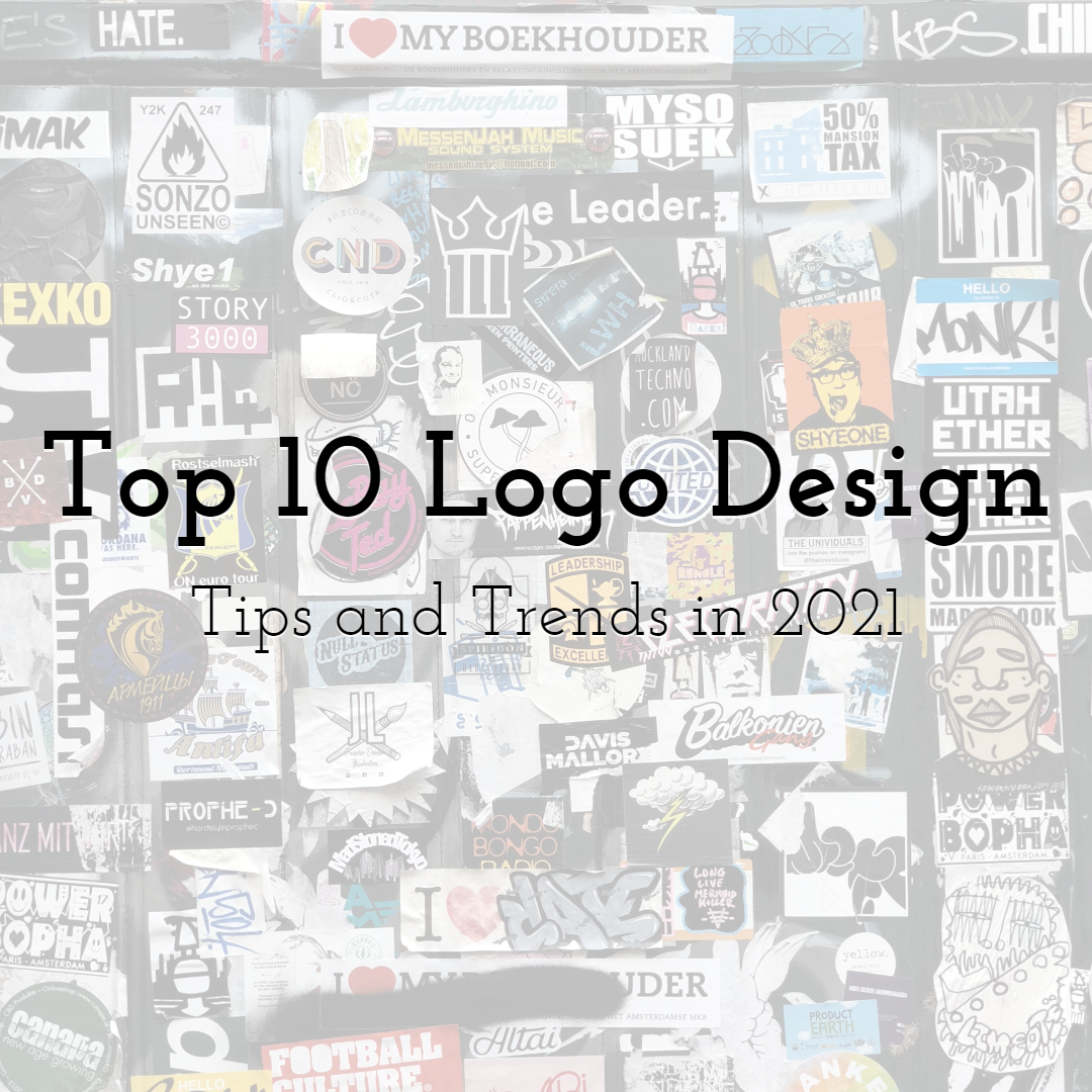 Top 10 Logo Design Tips and Trends in 2021