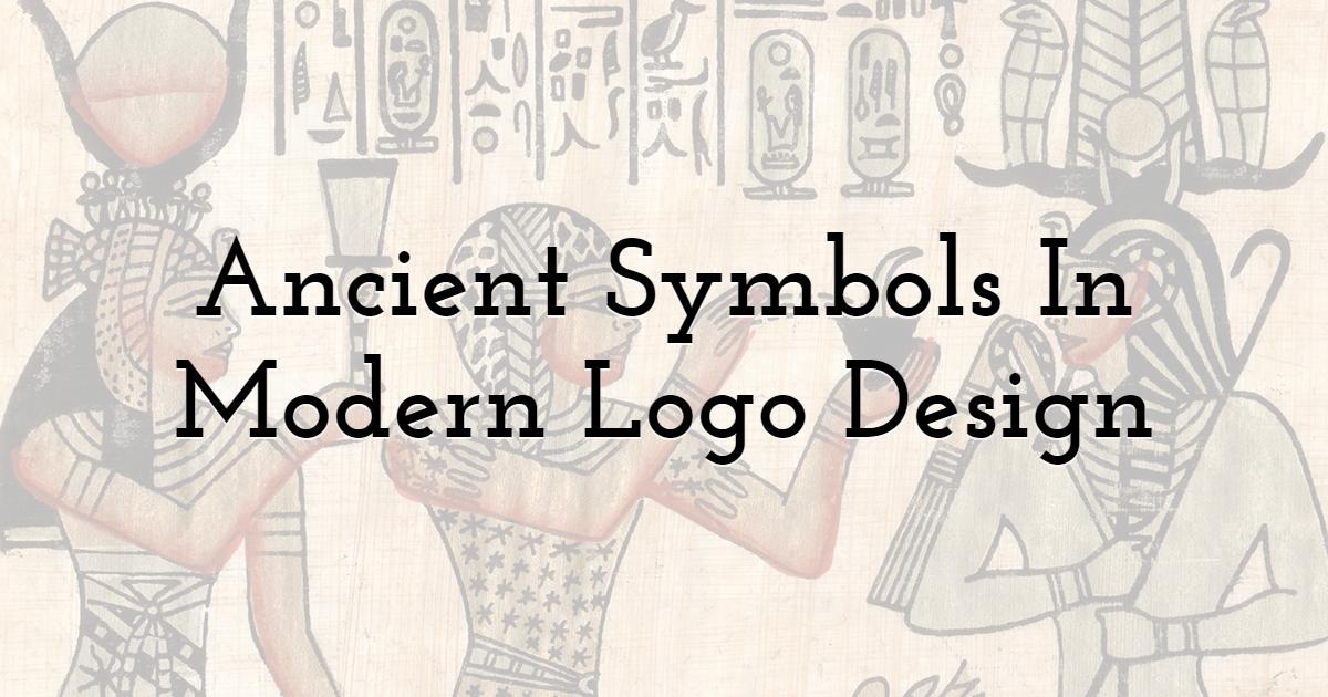 Ancient Symbols In Modern Logo Design