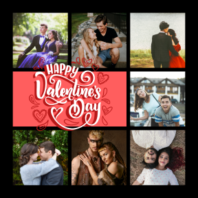 Happy Valentine's Day love couples