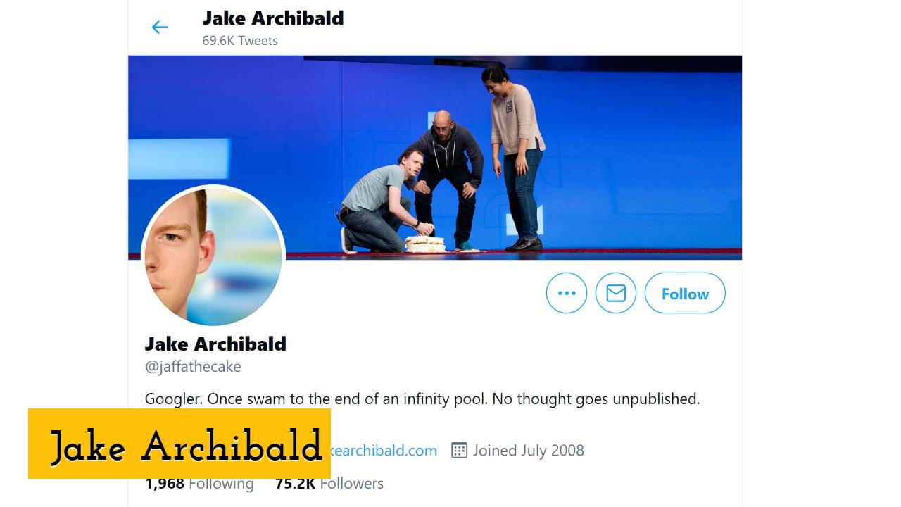 Jake Archibald