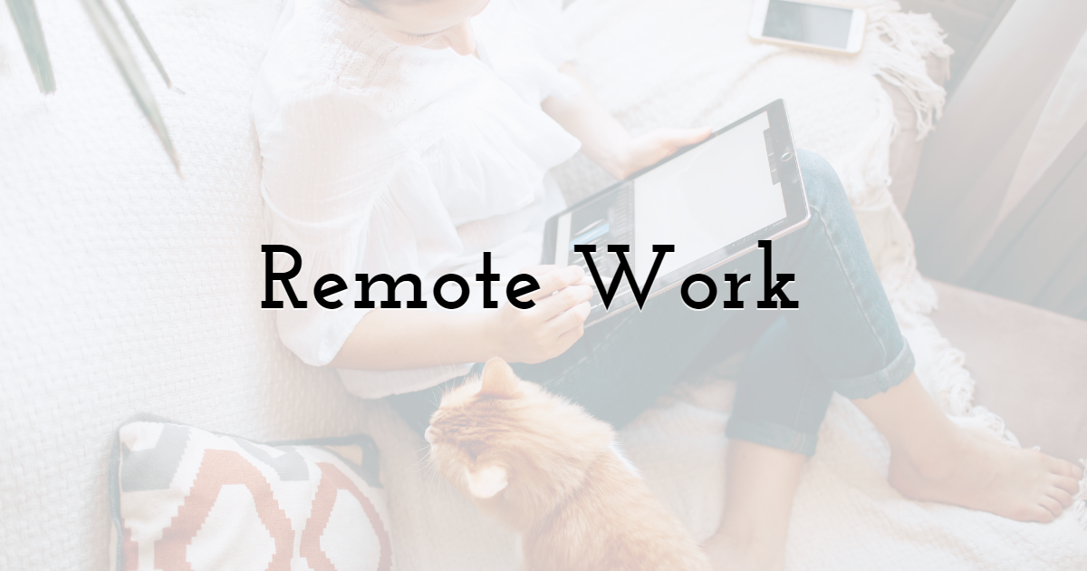 Remote Work With Multiple Companies