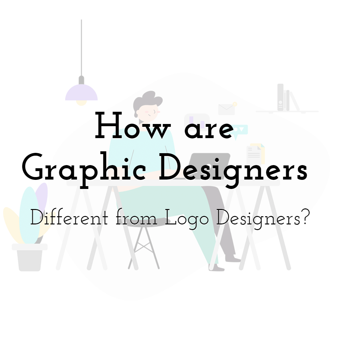 How are Graphic Designers Different from Logo Designers?