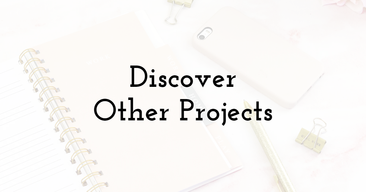 5. Discover Other Projects and Interpret Them