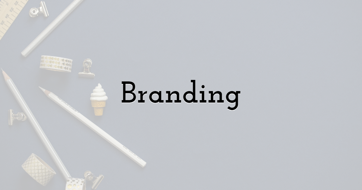 Branding- Incorporate Your Logo into the Design