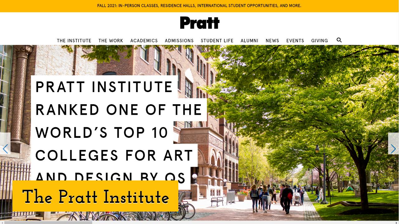 The Pratt Institute