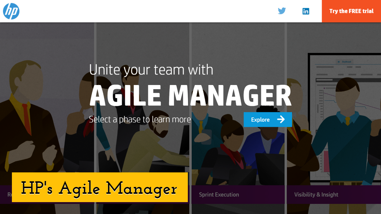 HP's Agile Manager