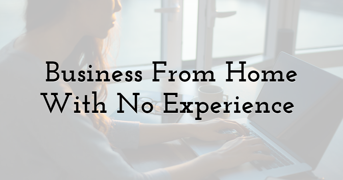 How To Start A Photography Business From Home With No Experience