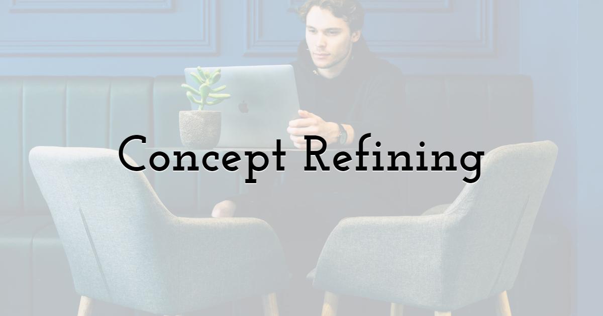 Concept Refining